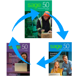 Sage 50 Downgrade Product Version