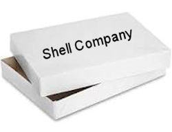 Shell Company Box