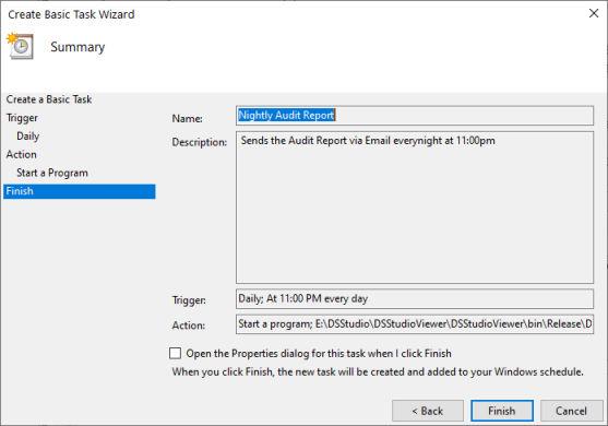 Windows Task Scheduler Page 6