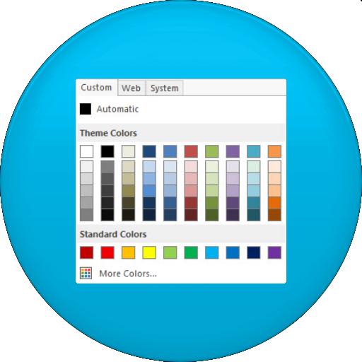 Color Picker Parameter