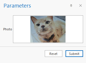 DSStudio Camera Parameter #2
